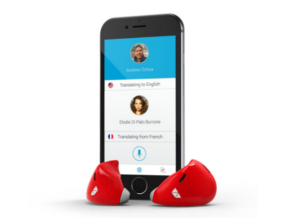 Pilot: A Smart Earpiece That Translates Conversation in a Any Language