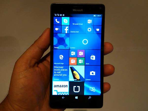Microsoft Slashes Price for Lumia 650, 950 and 950 XL
