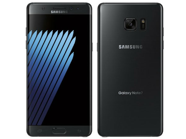 Samsung Galaxy Note 7 with 6GB RAM, 128GB inbuilt Storage Spotted