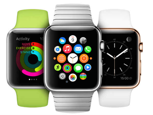 Apple Watch 2 to feature GPS, instead of cellular connectivity: Report