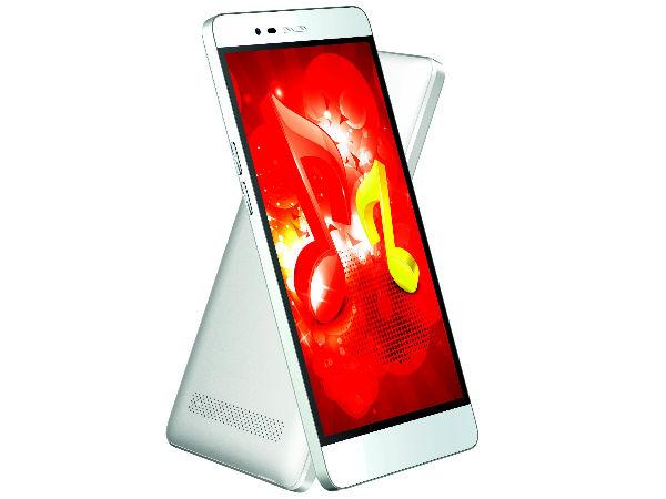 Intex Launches Aqua Music Smartphones With Dual Speakers at  Rs 9,317