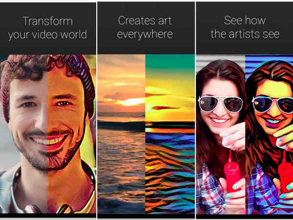 After Prisma Comes Artisto: This One Makes Your Video a Piece of Art