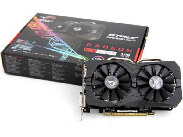 ASUS, ROG launch new graphic card for 'cool' gaming