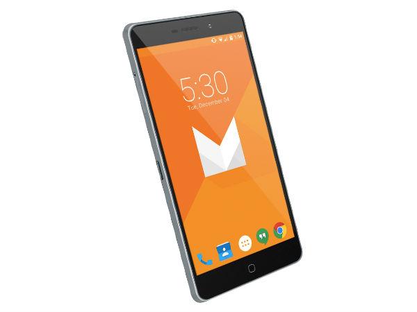 Auxus 4X - India's First 4GB RAM Unibody Premium Smartphone launched