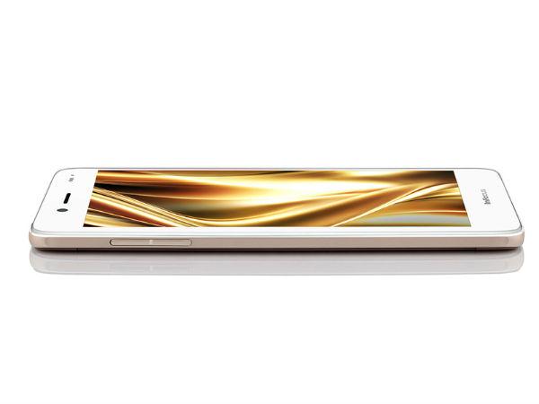 InFocus Bingo 50+ 4G VoLTE smartphone launched
