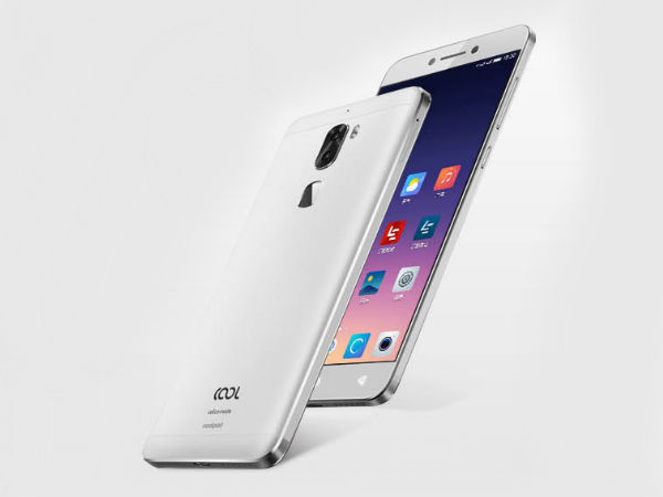 Cool 1 Smartphone with 5.5-inch Display, Dual Camera Goes on Pre-order