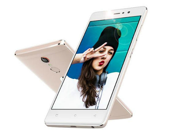 Gionee Launches Selfie-Centric S6s Smartphone with 8MP Camera, 3GB RAM