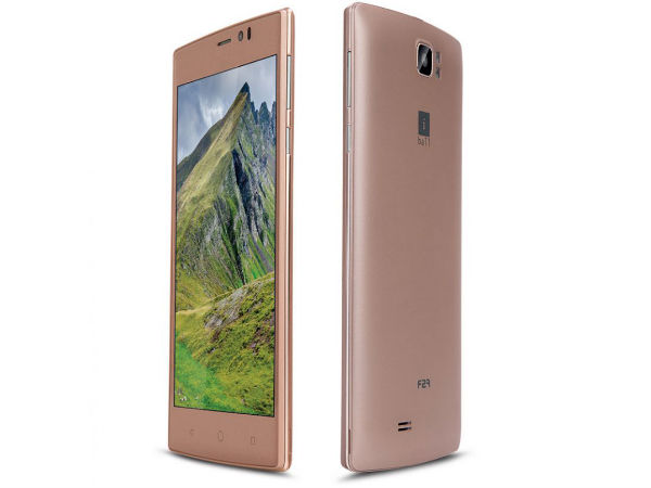 iBall Adds Andi F2F 5.5U Smartphone To Budget Portfolio at Rs. 6,999