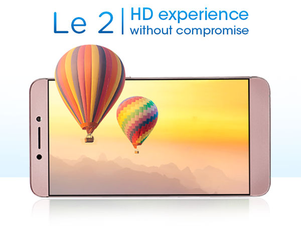 Le 2 & Le Max2 to be available with fabulous deals on Flipkart