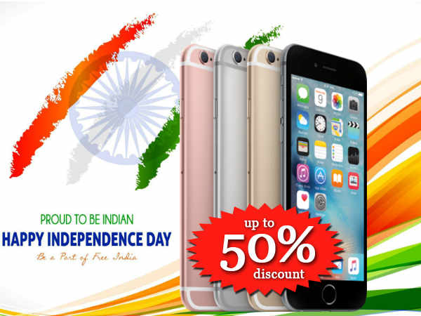 Independence Day Special! Top 15 Smartphones at Up to 50% Discount
