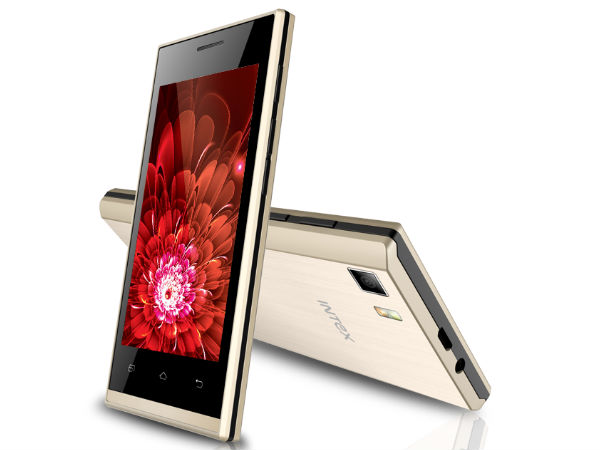 Intex Aqua Virturbo and Eco 4G launched for Rs 3,330 and Rs 3,949