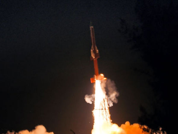 ISRO tests scramjet engine