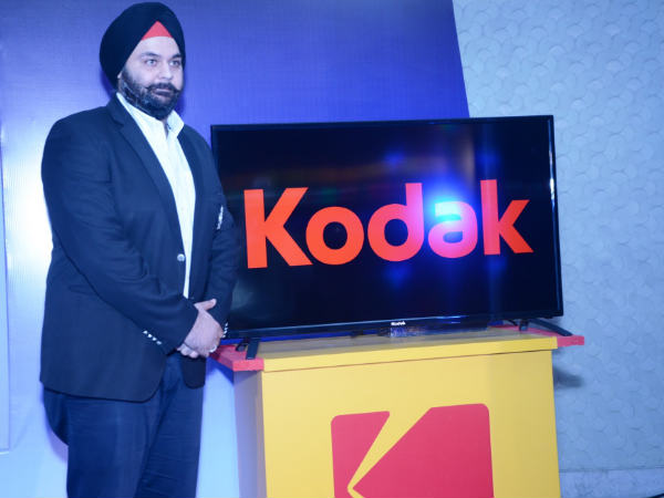 Kodak HD LED TV launched at aggressive price starting of Rs 13,500