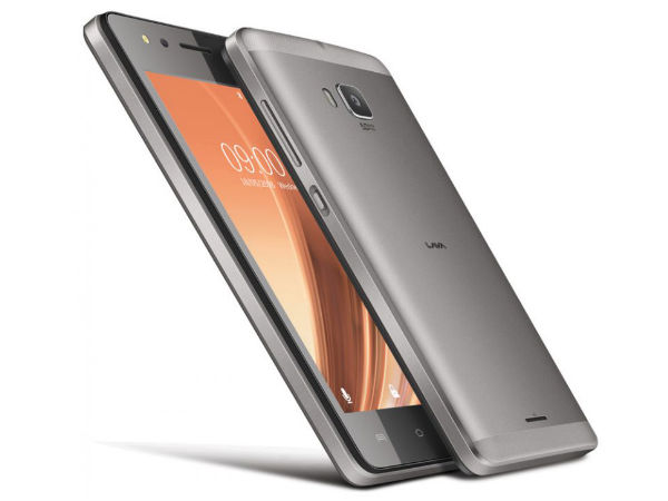 Lava Launches A68 Smartphone with Android 6.0 Marshmallow at Rs 4,599