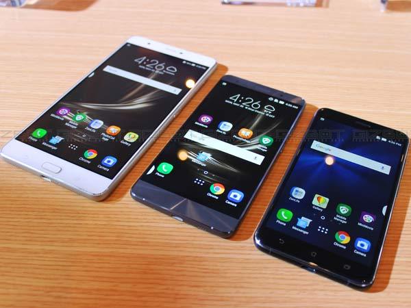 Asus Zenfone 3 Smartphones Finally Launched in India