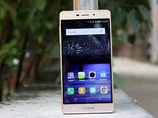 Coolpad Mega 2.5D First Impressions and Hands-on