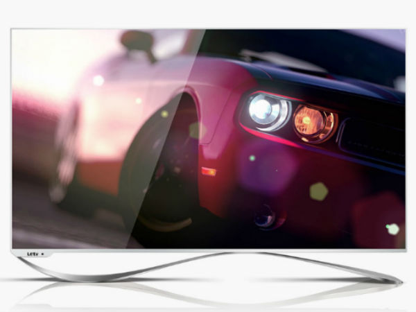 LeEco 55-inch SuperTV leads its category on 1st presale day!