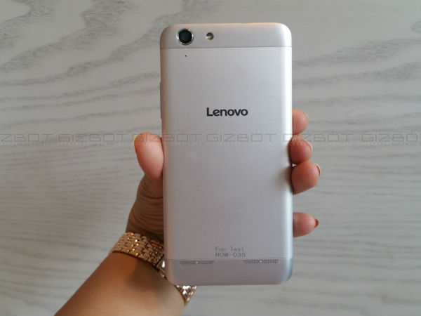 Lenovo Sold Rs 100 Crores Worth Vibe K5 Note in First Weekend