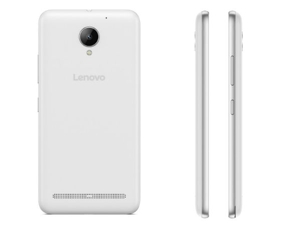 Lenovo Vibe C2 Power Smartphone Now Official with 3500mAh battery