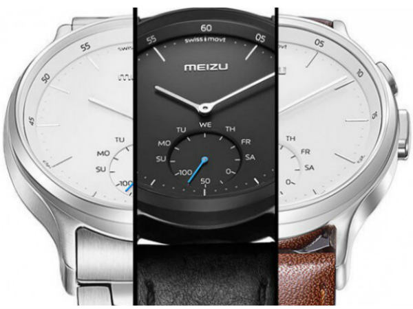 Meizu Mix Smartwatch with Analogue Display Goes Official