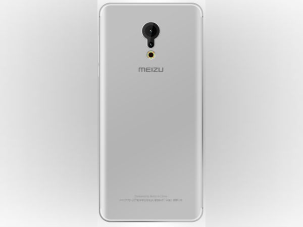 Meizu Pro 7 Renders With Curved Display, Dual Camera Get LEAKED