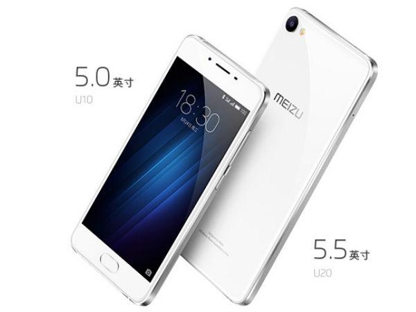Meizu U10 and U20 Announced: 6 Worthy Changes in the New Smartphones