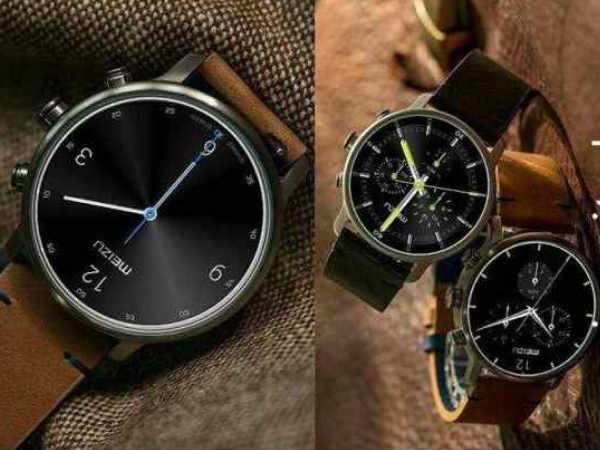 Meizu to Launch its First Smartwatch on August 10
