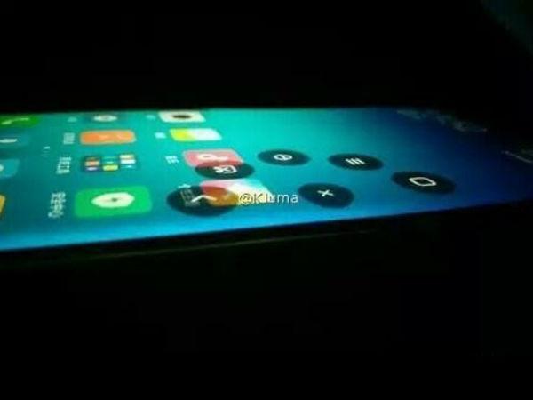 LEAKED: Xiaomi Mi Note 2 Render Confirms Dual Curved Display