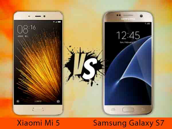 Xiaomi Mi 5 vs Samsung Galaxy S7: Premium Flagships Fight Hard