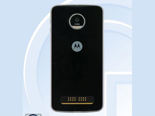 Motorola Moto Z Play passes through TENAA: Top 7 Rumored Specs
