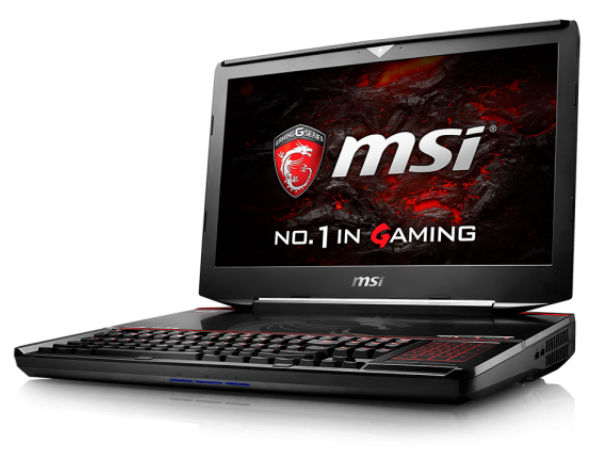 MSI launches four new gaming notebooks in India