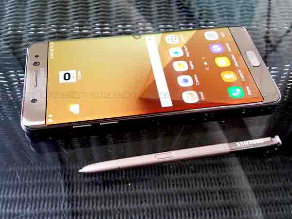 10 Great Things that Galaxy Note 7 Can Do but iPhone 6s, 6s Plus Can't
