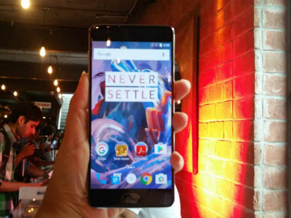 Be Lucky to Get OnePlus 3 for Free by Purchasing it Before September 2