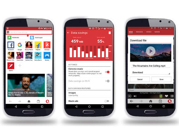 7 Surprising Ways Opera Mini is better than UC browser