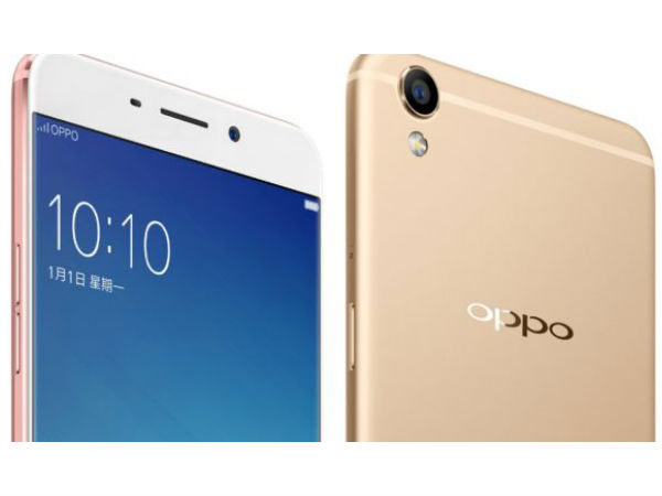 Oppo R9S Surface Online With Possible Super VOOC Charging Technology