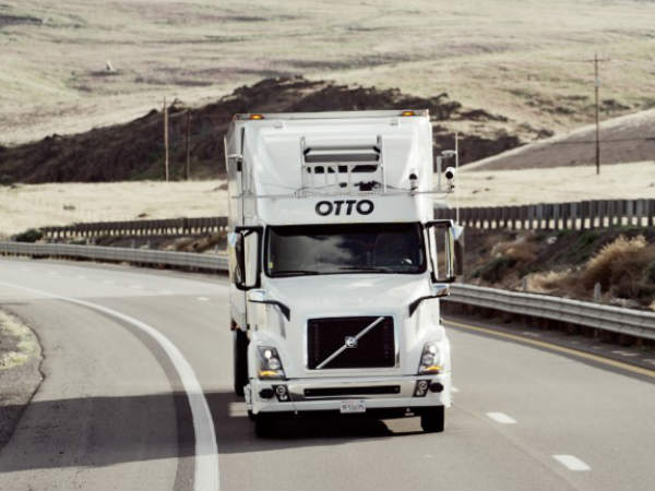 Uber acquires truck startup 'Otto' to offer self-driving SUV's