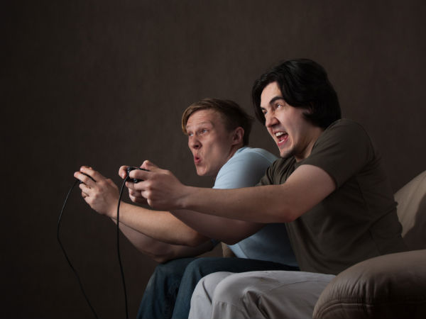 Violent video games do not encourage anti-social behaviour