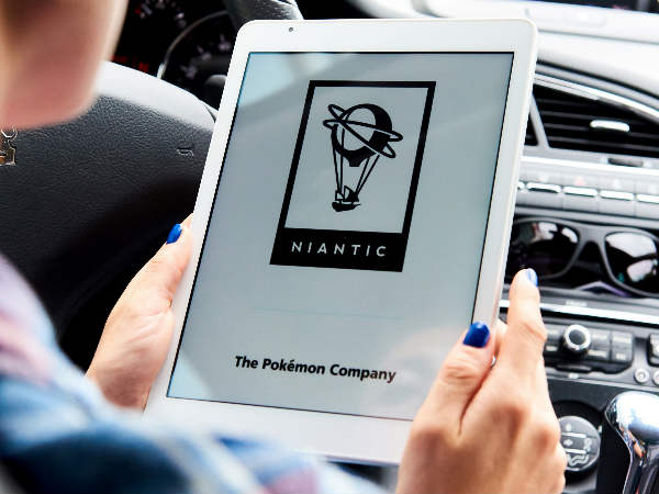 Pokemon Go creator Niantic CEO's Twitter account hacked