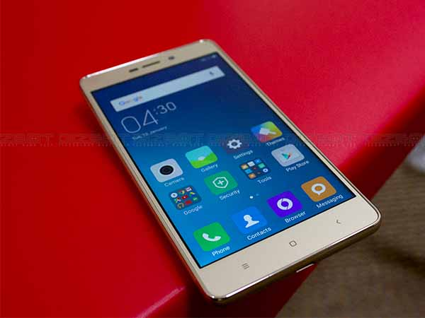 Xiaomi Redmi 3s Prime vs Lenovo Vibe K5 Plus: And the Winner is..