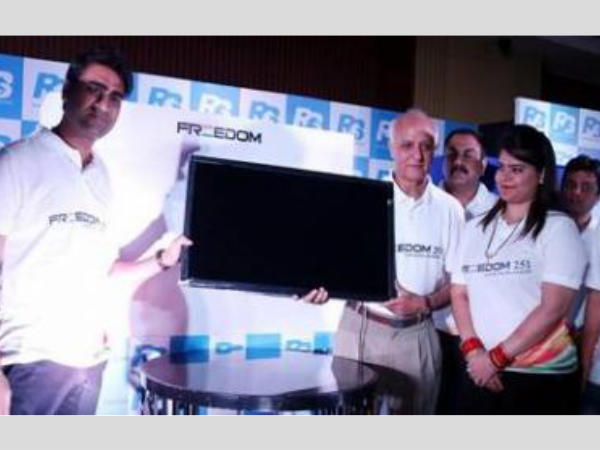 Ringing Bells opens booking of HD LED TV on August 15