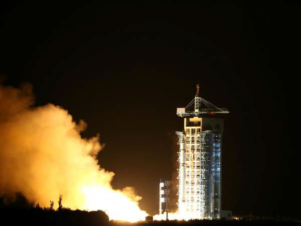China launches quantum 'hack-proof' satellite