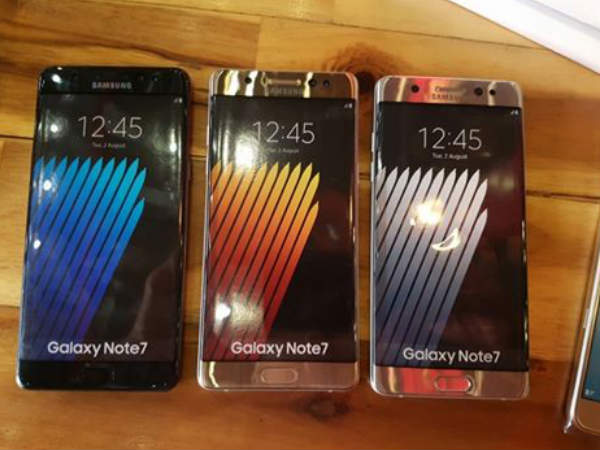 Samsung Galaxy Note7 retail box spotted, confirms specs