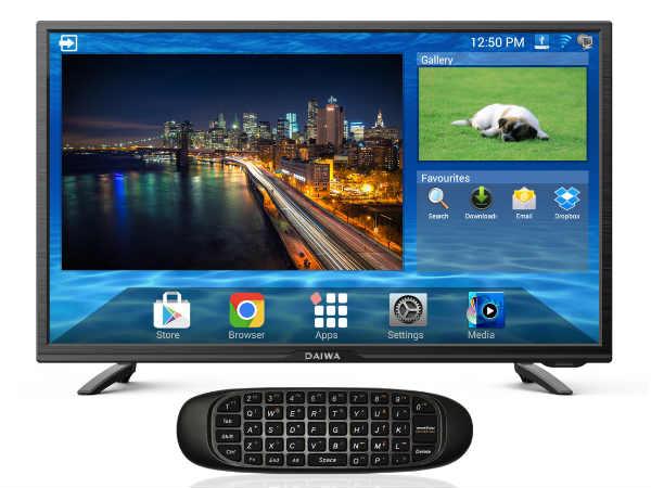 Daiwa unveils 32-inch Smart TV with 1GB RAM, Screen Mirroring