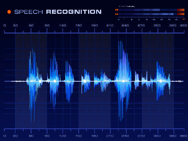 Smartphone speech recognition software can write faster than humans