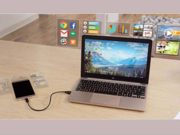 $99 Superbook will turn your smartphone into laptop