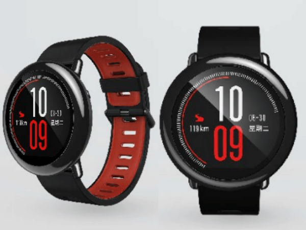 Xiaomi Launches Amazfit Smartwatch with GPS, Water Resistance