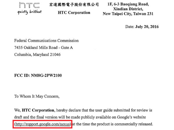 HTC Sailfish and Marlin passed through FCC, coming soon!