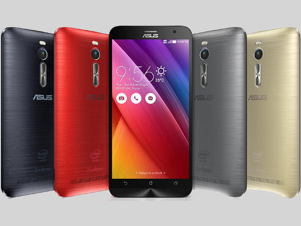 Top 10 Best Asus ZenFone Smartphones To Buy in India 2016