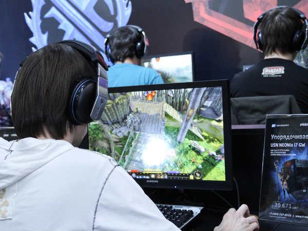 Violent video games do not encourage anti-social behaviour