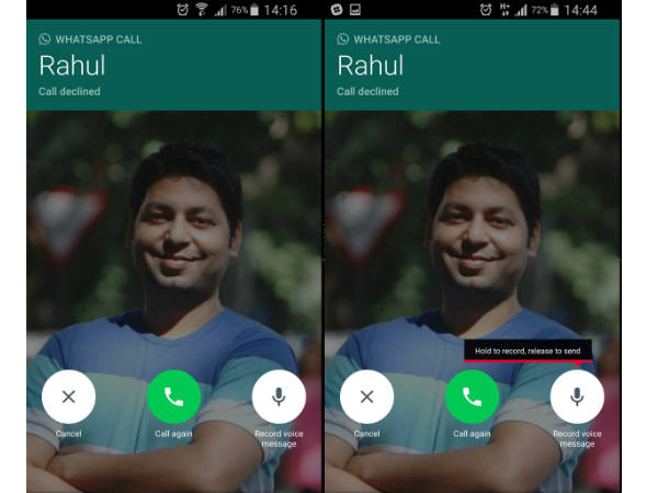 WhatsApp Gets the New Voicemail Feature: Here's How to Use It